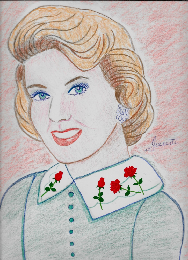 Doris Day par Jeanette